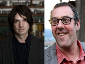 CYSO 2016-2017 Composers-in-Residence Glenn Kotche and Jonathan Newman