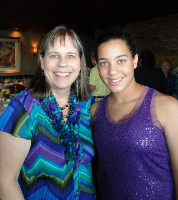 Pam and Kayla Cabrera